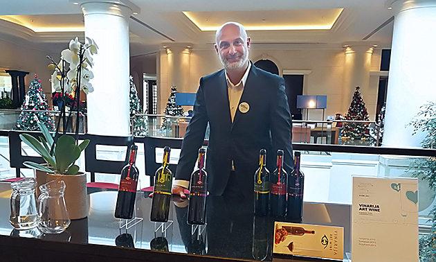 14. BELGRADE WINE SALON HYATT 2017.